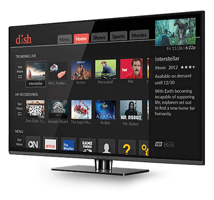 Watch Movies On Demand with The Hopper - Callao, VA - Virginia - Northern Neck Wireless Communications INC - DISH Authorized Retailer