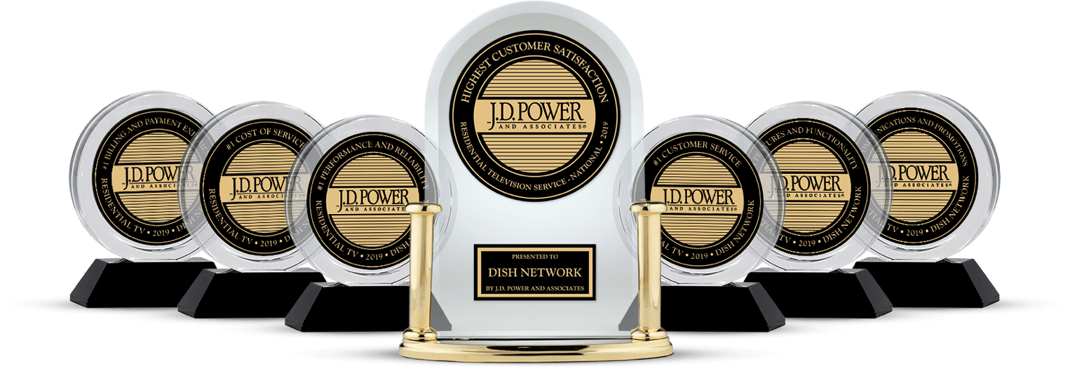 DISH Customer Satisfaction - Ranked #1 by JD Power - Northern Neck Wireless Communications INC in Callao, VA - Virginia - DISH Authorized Retailer