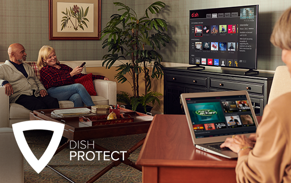 Get DISH Protect from Northern Neck Wireless Communications INC in Callao, VA - Virginia